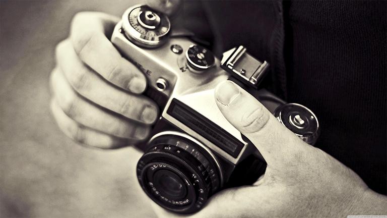 Details digitale camera De fotokwaliteit is afhankelijk van de resolutie
