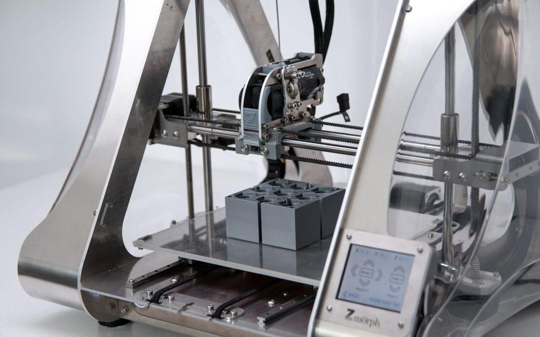 Een 3D printer kopen voor continuïteit